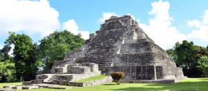 zona arqueológica Chacchoben viajarpormexico