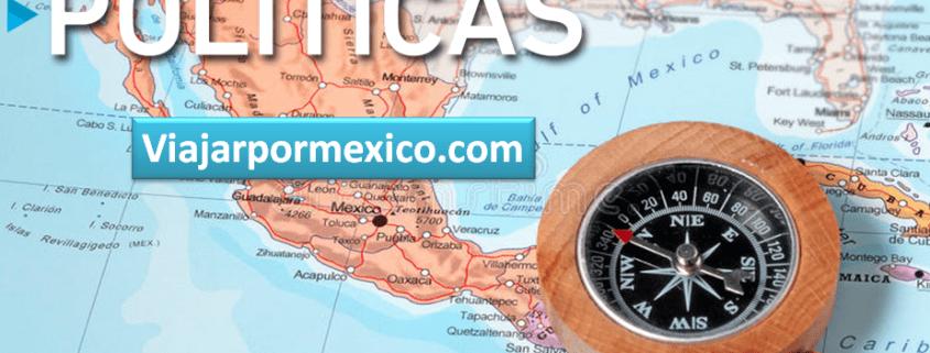 Politicas Viajar por mexico 2018
