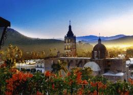 Pueblo Mágico Álamos viajar por mexico
