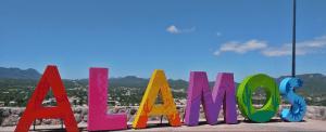 Pueblo Mágico Alamos viajar por mexico