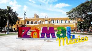 Pueblo Mágico Izamal viajar por mexico