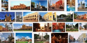 Pueblo Mágico Valladolid viajar por mexico