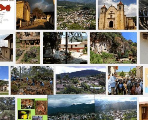 Pueblo Magico Capulálpam de Méndez viajar por mexico