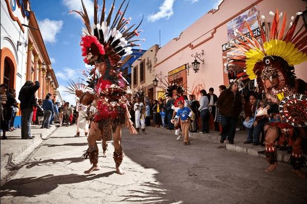 Risultati immagini per san cristobal de las casas fiestas