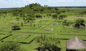 Zona Arqueologica Tamtoc viajar por mexico