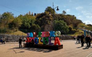 zona Arqueologica cholula viajar por mexico